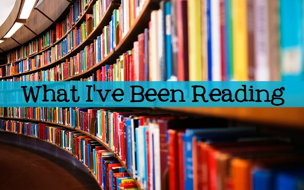 What I've Been Reading #198 – The Overdue Life of Amy Byler