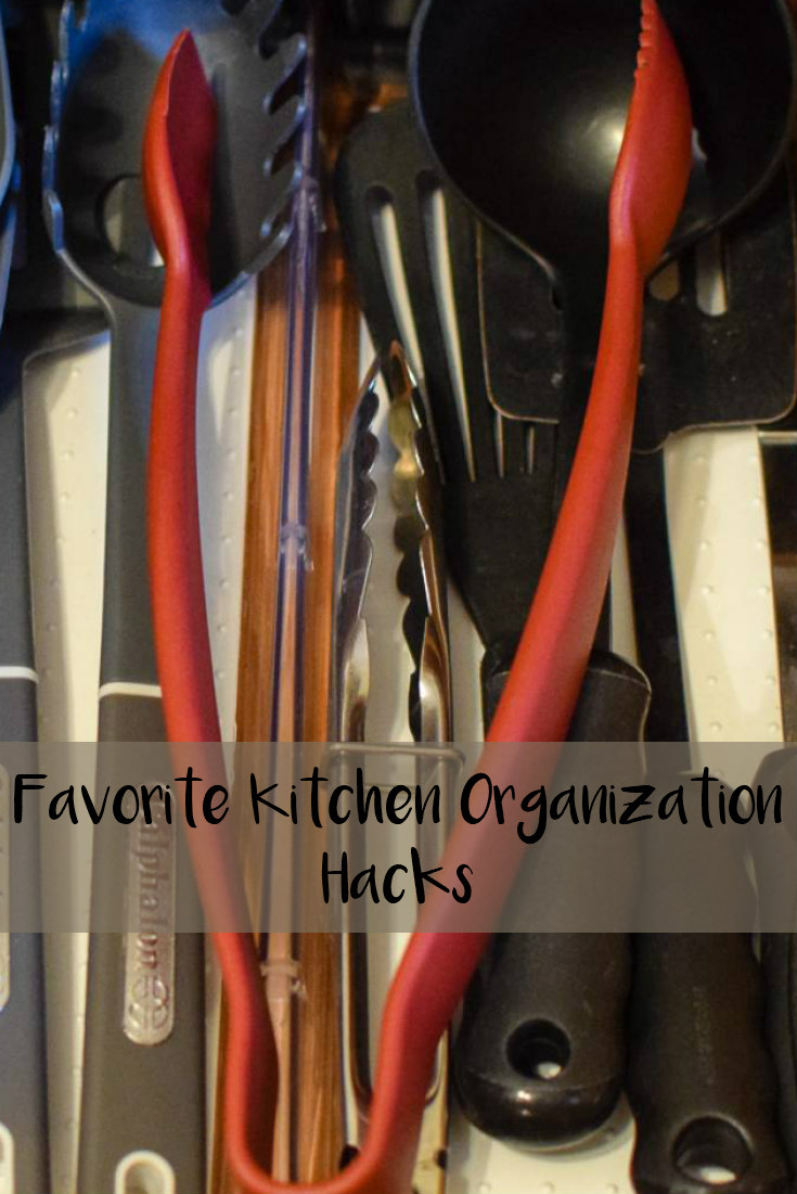 Favorite Kitchen Organization Hacks