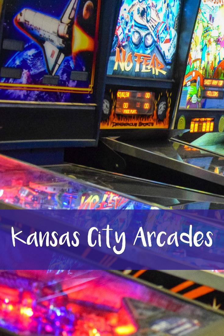 Kansas City Arcades