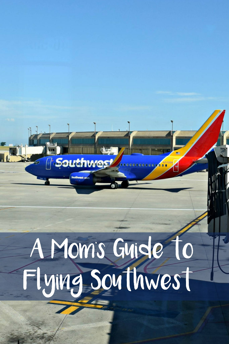 A Mom's Guide to Flying Southwest