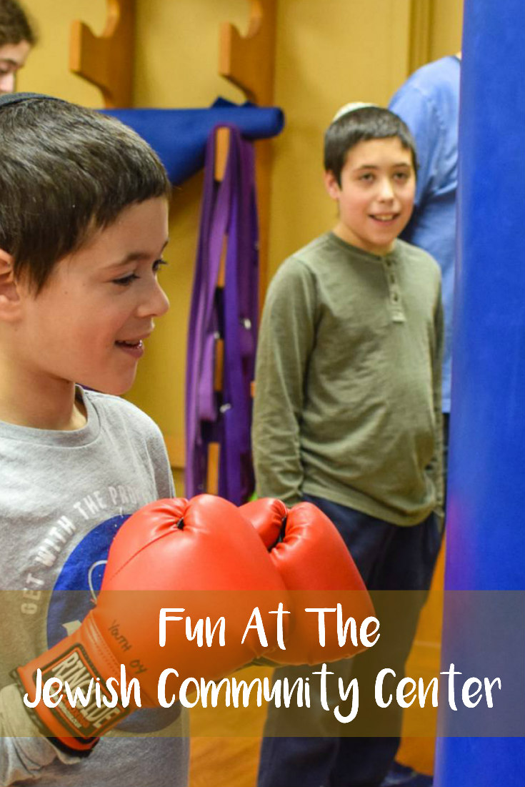 Fun At The Jewish Community Center – Local Tourist Link Up