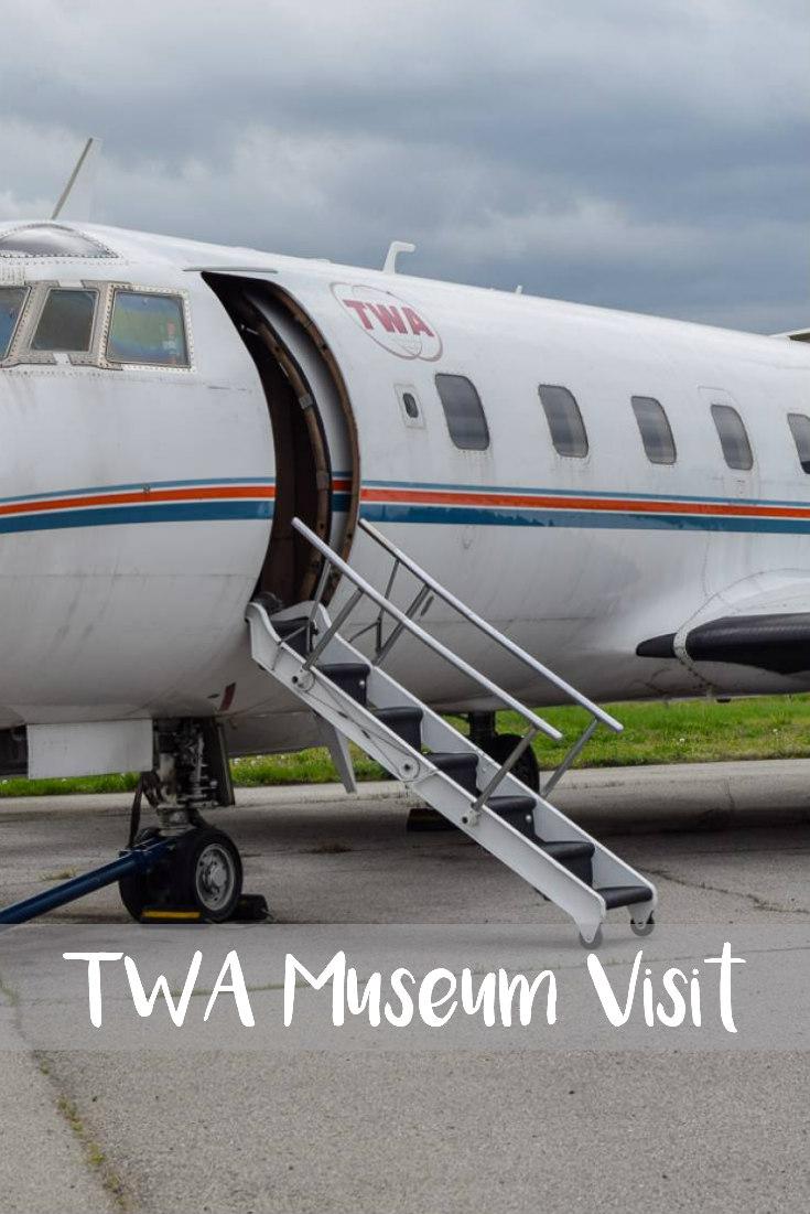 TWA Museum Visit
