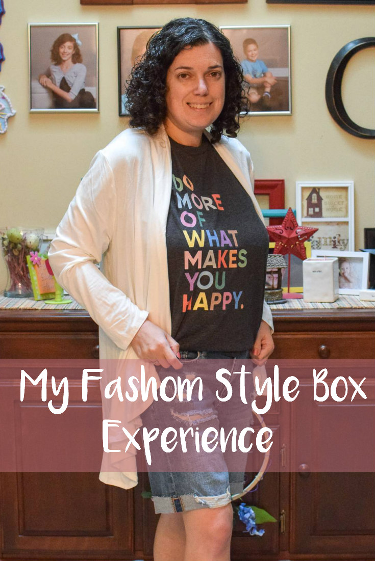 My Fashom Style Box Experience