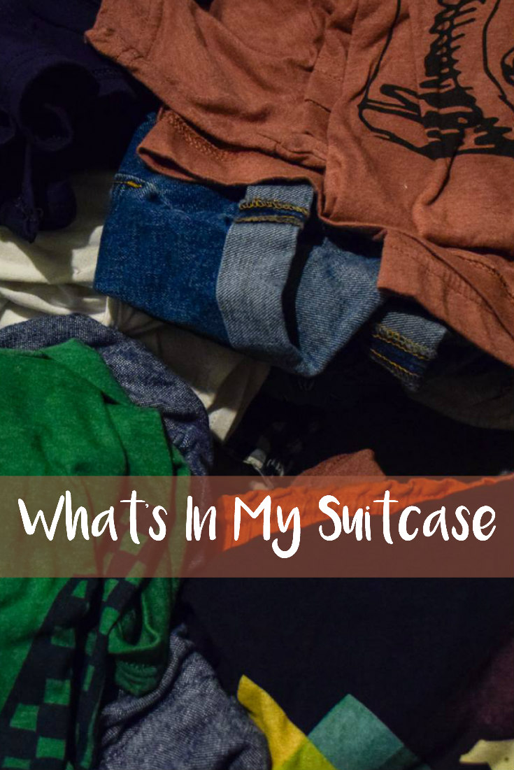 What's In My Suitcase