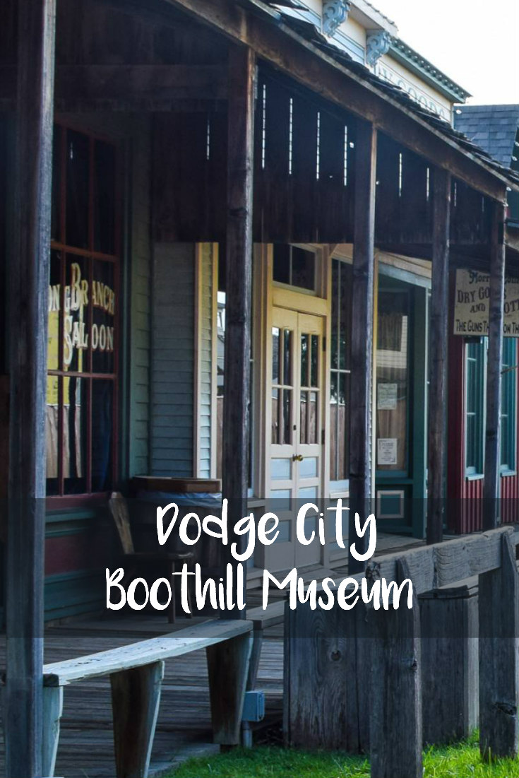 Dodge City Boothill Museum