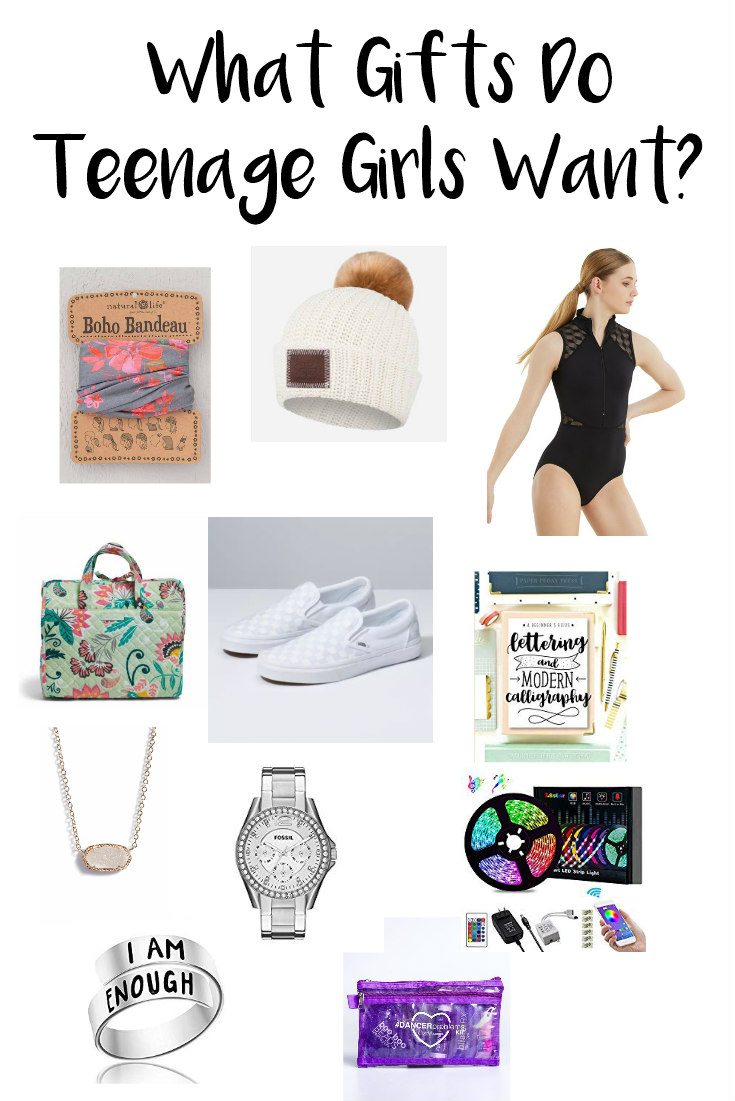 What Gifts Do Teenage Girls Want?