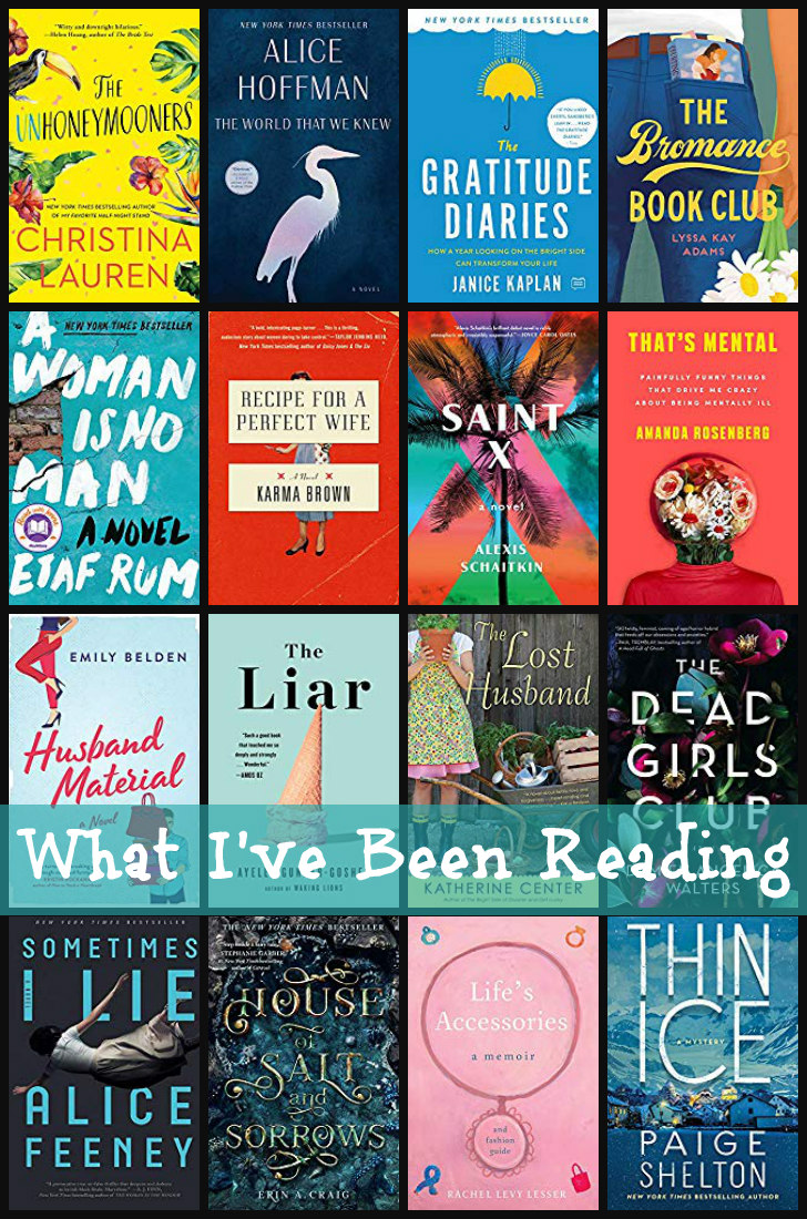 What I've Been Reading #211