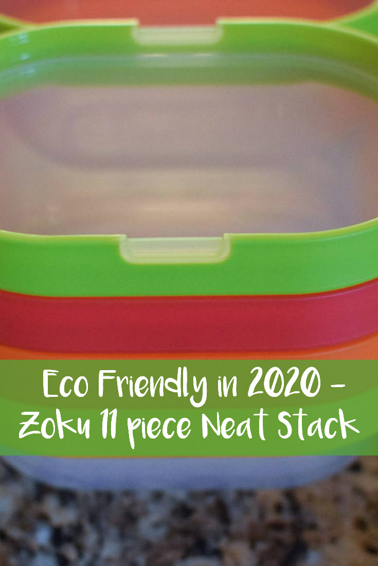 Eco Friendly in 2020 - Zoku 11 piece Neat Stack