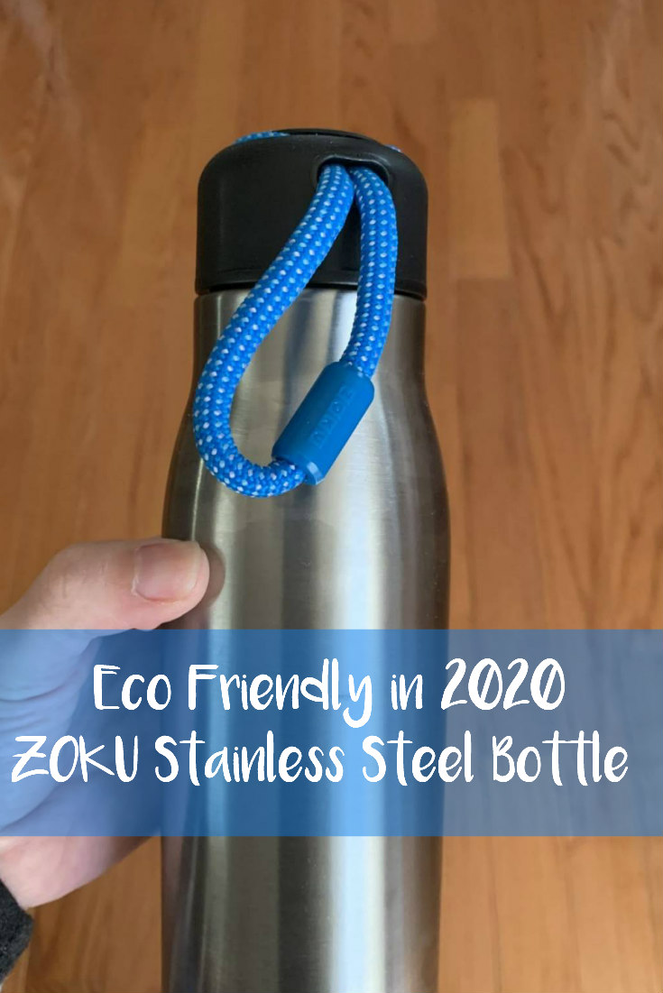 Eco Friendly in 2020 - ZOKU Stainless Steel Bottle