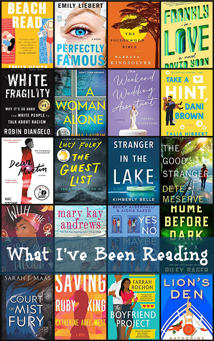 What I've Been Reading #220