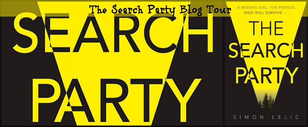 The Search Party Blog Tour