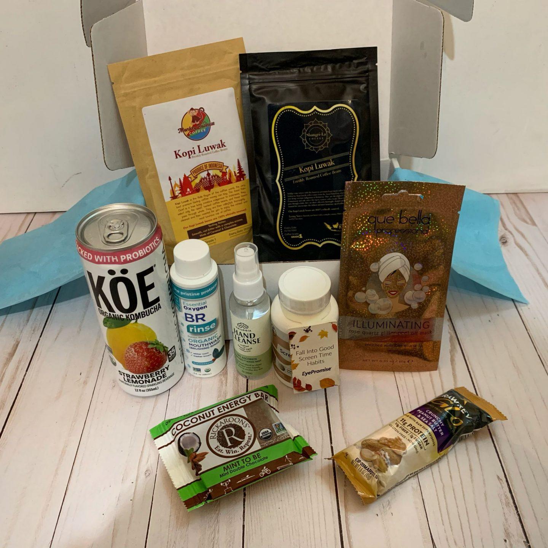 September Daily Goodie Box