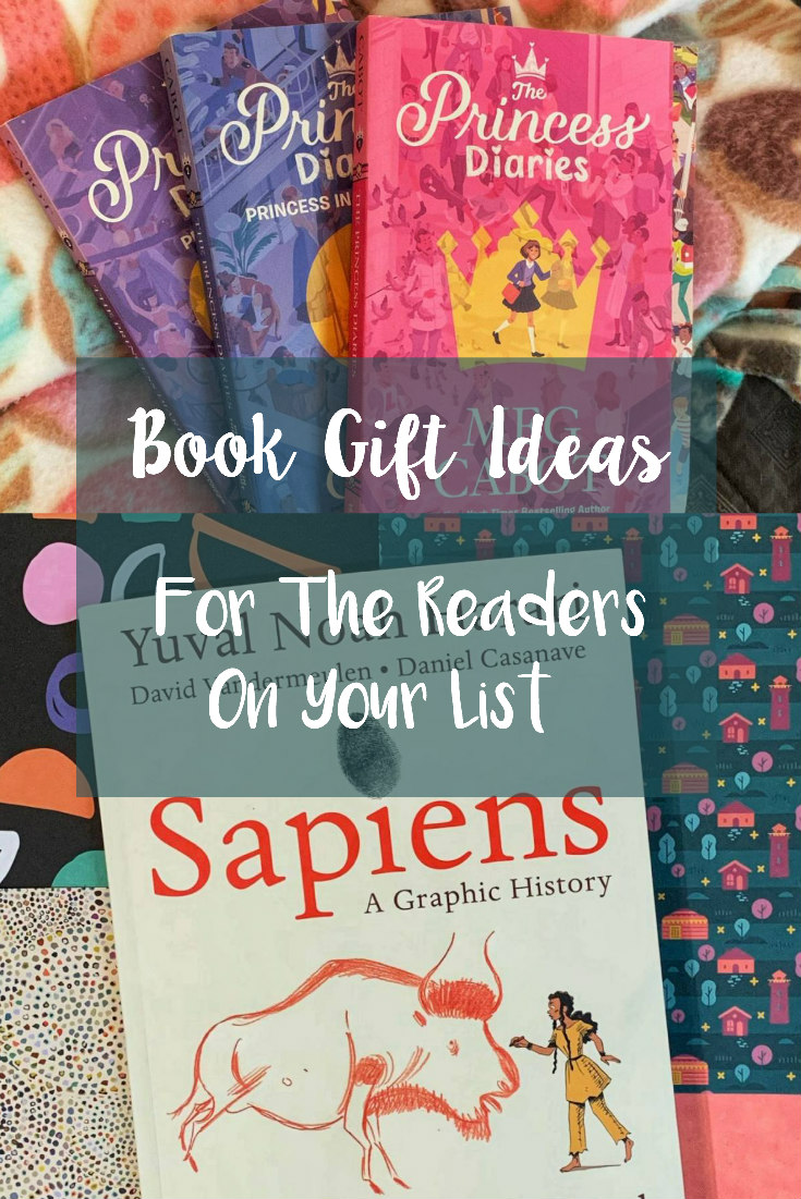Book Gift Ideas For The Readers On Your List