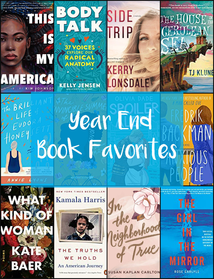 Year End Book Favorites