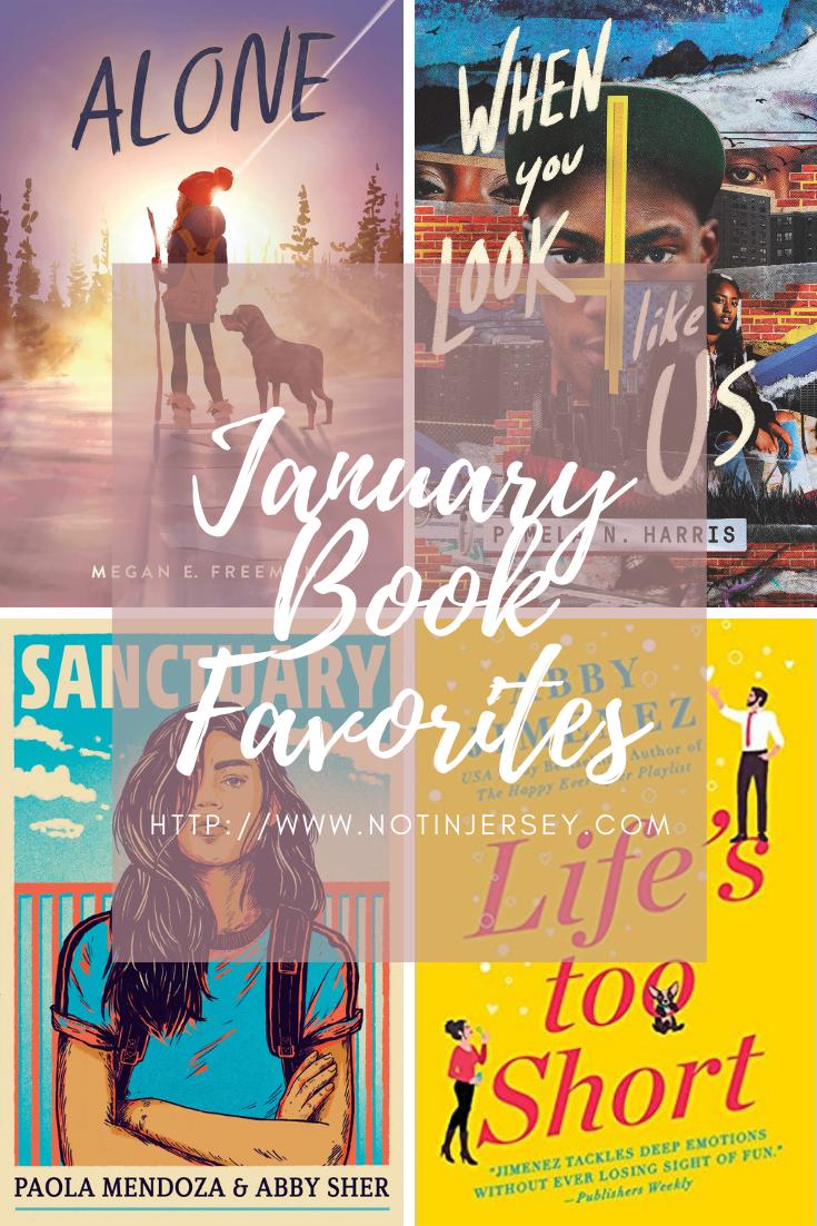 January Book Favorites