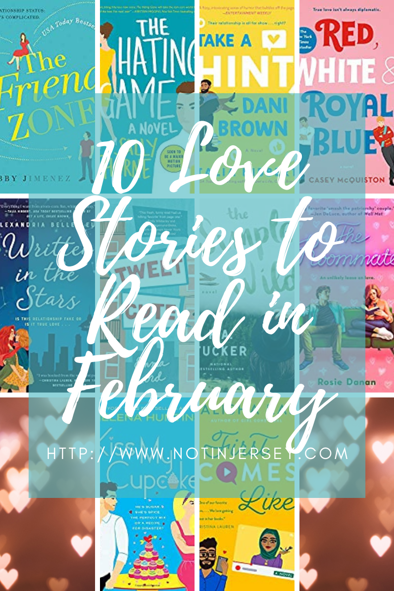 10 Love Stories to Read in February