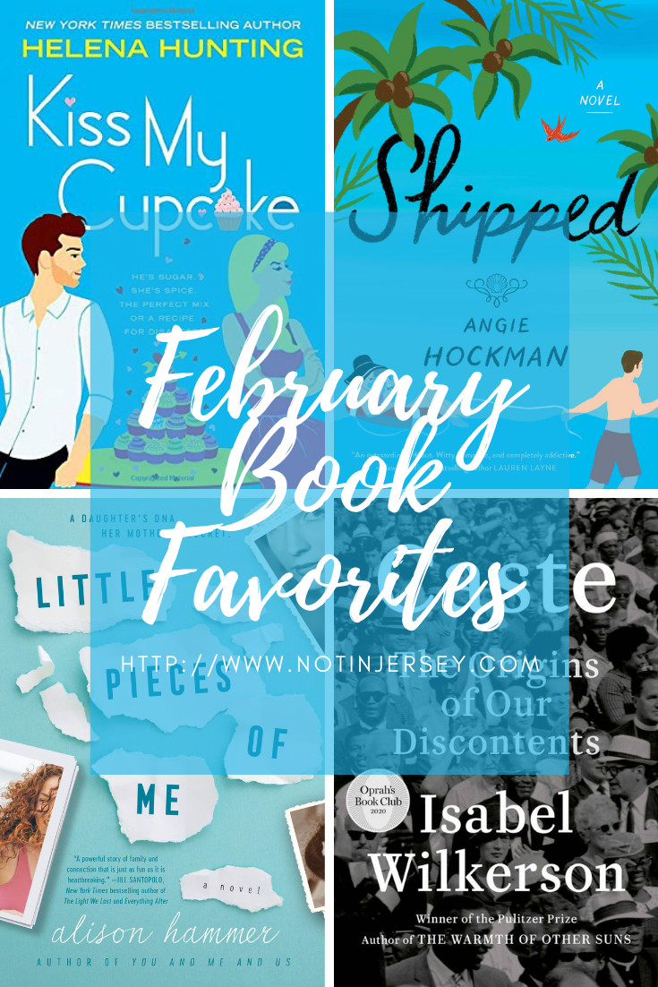 February Book Favorites