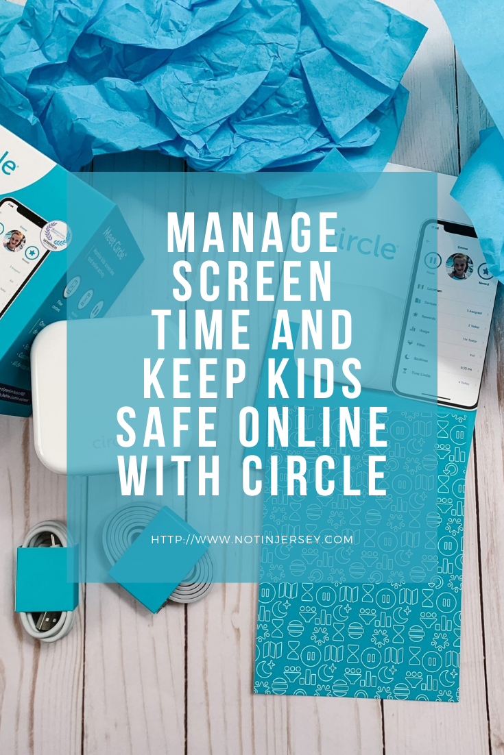 Manage Screen Time and Keep Kids Safe Online with Circle
