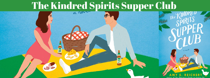 The Kindred Spirits Supper Club Blog Tour