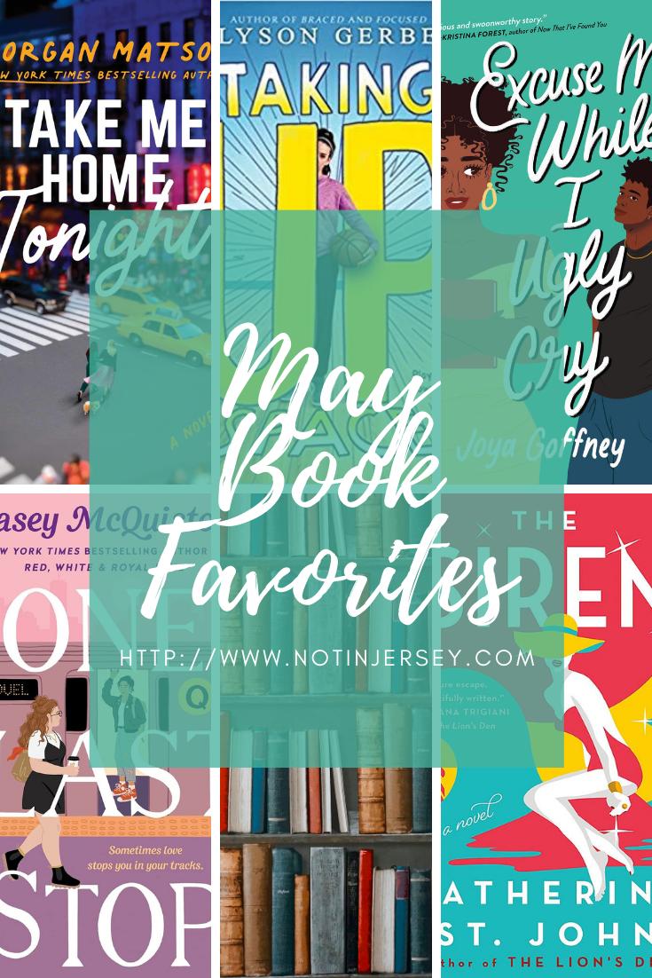 May Book Favorites