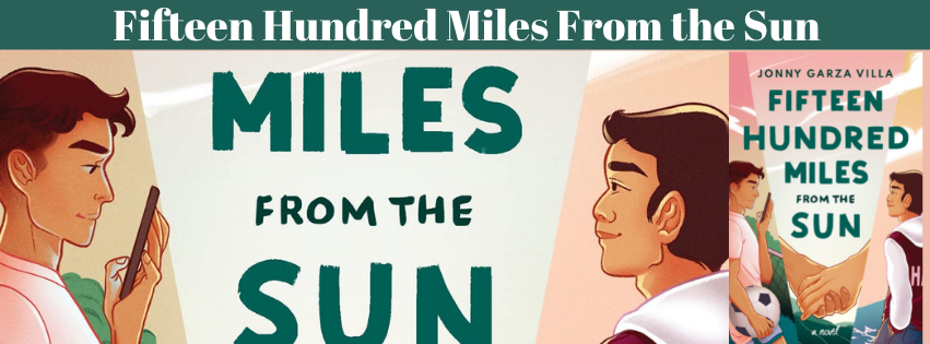 Fifteen Hundred Miles From The Sun Blog Tour