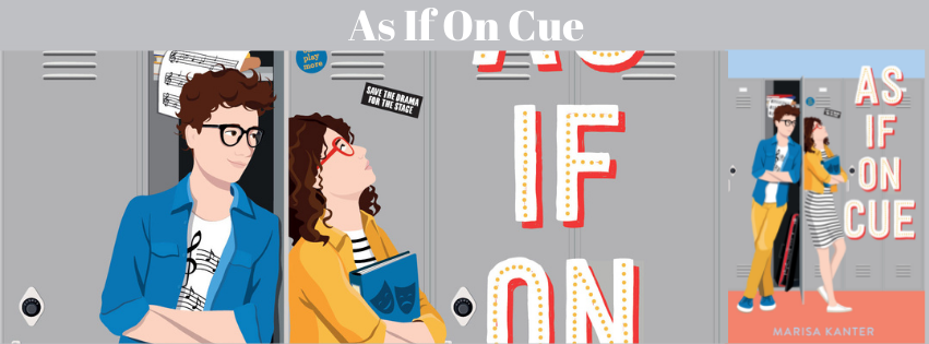As If On Cue Blog Tour